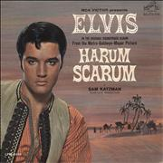 Elvis Presley Harum Scarum - 1st + photo USA vinyl LP