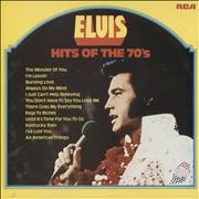 Click here for more info about 'Elvis Presley - Hits Of The 70's - 2nd'