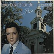 Click here for more info about 'Elvis Presley - How Great Thou Art'