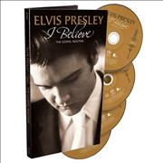 Click here for more info about 'Elvis Presley - I Believe: The Gospel Masters'