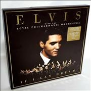 Click here for more info about 'Elvis Presley - If I Can Dream - 180gm & CD Box Set'