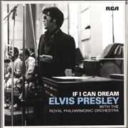 Elvis Presley If I Can Dream - 180gm UK 2-LP vinyl set