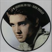 Click here for more info about 'Elvis Presley - I'm Counting On You'