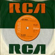 Click here for more info about 'Elvis Presley - I'm Leavin' - Solid'