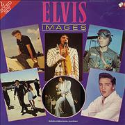 Elvis Presley Images UK 2-LP vinyl set