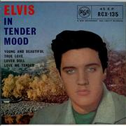 Click here for more info about 'Elvis Presley - In Tender Mood - 4th'