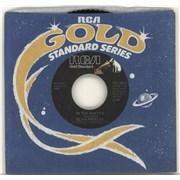 "Elvis Presley In The Ghetto USA 7"" vinyl"