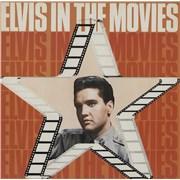Elvis Presley In The Movies UK vinyl LP