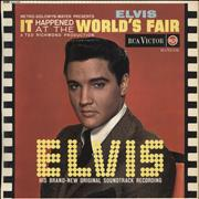 Click here for more info about 'Elvis Presley - It Happened At The World's Fair - 1st'