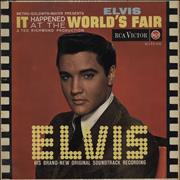 Click here for more info about 'Elvis Presley - It Happened At The World's Fair - 1st - VG'
