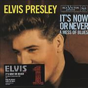 Click here for more info about 'Elvis Presley - It's Now Or Never [Numbered]'