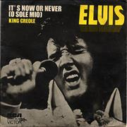 Click here for more info about 'Elvis Presley - It's Now Or Never (O Sole Mio) E.P.'