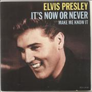 Click here for more info about 'Elvis Presley - It's Now Or Never - 4prong'