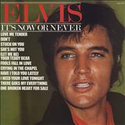 Click here for more info about 'Elvis Presley - It's Now Or Never'