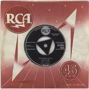"Elvis Presley Jailhouse Rock - 1st - Ex UK 7"" vinyl"