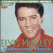 Click here for more info about 'Elvis Presley - Jailhouse Rock EP'