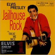 Click here for more info about 'Elvis Presley - Jailhouse Rock [Numbered]'