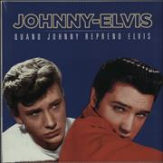 Click here for more info about 'Elvis Presley - Johnny-Elvis - Quand Johnny Reprend Elvis'