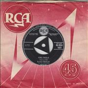 Click here for more info about 'Elvis Presley - King Creole - 1st - VG'