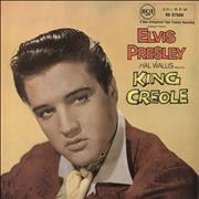 Click here for more info about 'Elvis Presley - King Creole - 1st'