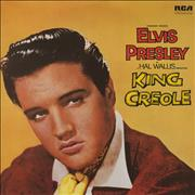 Click here for more info about 'Elvis Presley - King Creole - Barcoded'