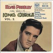Click here for more info about 'Elvis Presley - King Creole Vol. 2 - SFA58/7'