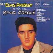 Click here for more info about 'Elvis Presley - King Creole Vol. 2'