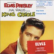 Click here for more info about 'Elvis Presley - King Creole'