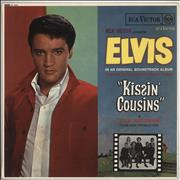 Click here for more info about 'Elvis Presley - Kissin' Cousins - 1st - Flipback'