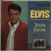 Click here for more info about 'Elvis Presley - Kissin' Cousins - 1st'