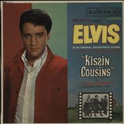 Click here for more info about 'Elvis Presley - Kissin Cousins - Red Spot'