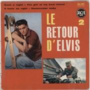 Click here for more info about 'Elvis Presley - Le Retour D'Elvis 2'