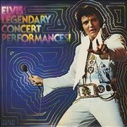 Click here for more info about 'Elvis Presley - Legendary Concert Performances'