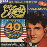 Click here for more info about 'Elvis Presley - Les 40 Plus Grands Succés'