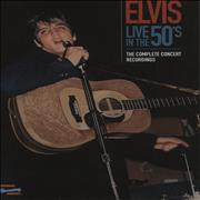 Click here for more info about 'Elvis Presley - Live In The 50's - The Complete Concert Recordings'