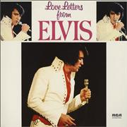 Click here for more info about 'Elvis Presley - Love Letters From Elvis'
