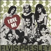 Click here for more info about 'Elvis Presley - Love Me - 180gm Vinyl - Sealed'