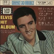 Click here for more info about 'Elvis Presley - Love Me Tender EP'