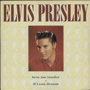 Click here for more info about 'Elvis Presley - Love Me Tender'
