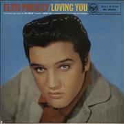 Click here for more info about 'Elvis Presley - Loving You - 1st'