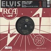 Click here for more info about 'Elvis Presley - [Marie's The Name] His Latest Flame - [Numbered]'