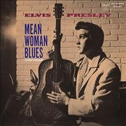 Click here for more info about 'Elvis Presley - Mean Woman Blues'