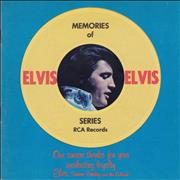 Click here for more info about 'Elvis Presley - Memories Of Elvis'