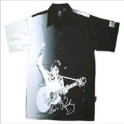 Click here for more info about 'Elvis Presley - Memphis - XL Club Shirt'
