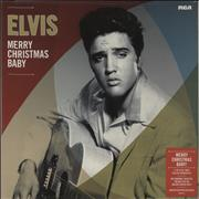 Click here for more info about 'Elvis Presley - Merry Christmas Baby - Coloured Vinyl + Sealed'