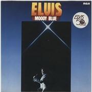 Elvis Presley Moody Blue Germany vinyl LP