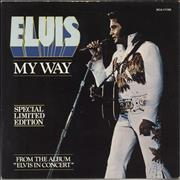 Click here for more info about 'Elvis Presley - My Way - Red Vinyl'