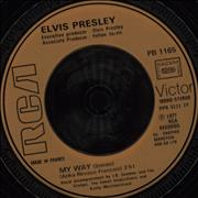 Click here for more info about 'Elvis Presley - My Way'