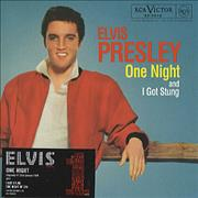 Click here for more info about 'Elvis Presley - One Night [Numbered]'