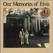 Click here for more info about 'Elvis Presley - Our Memories Of Elvis - Sealed'
